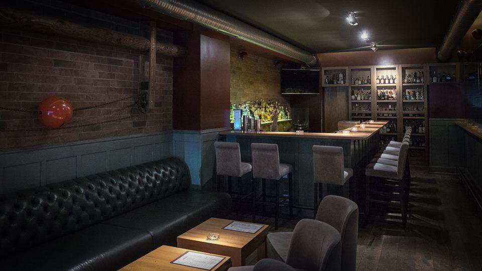 The Boilerman Bar