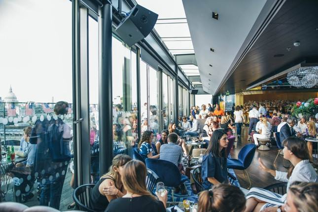 Rumpus Room Rooftop Bar