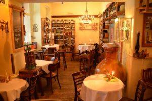 Weingalerie und Café NÖ