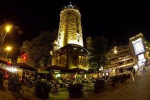 Eschenheimer Turm Cafe