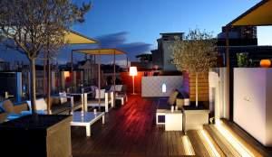 Sky Bar Hotel Axel
