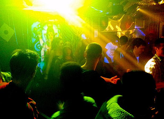 Club 414