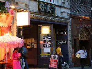 G-A-Y Bar Soho