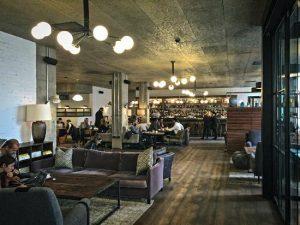 Hoxton Holborn Lobby Bar