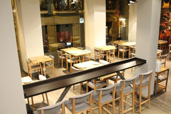 Bar Americano at Angelita Madrid