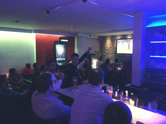 Sortie Bar Lounge