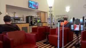 DB Lounge Munchen Main Station