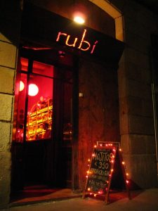 Bar Rubi