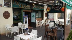 The Clover Irish Tavern