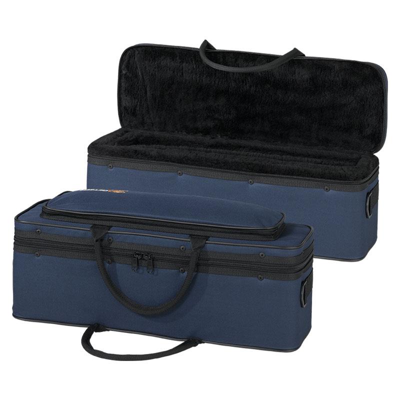 Getzen AC-C-7000 Blue, Soft-Sided Trumpet Case w/Shoulder Strap