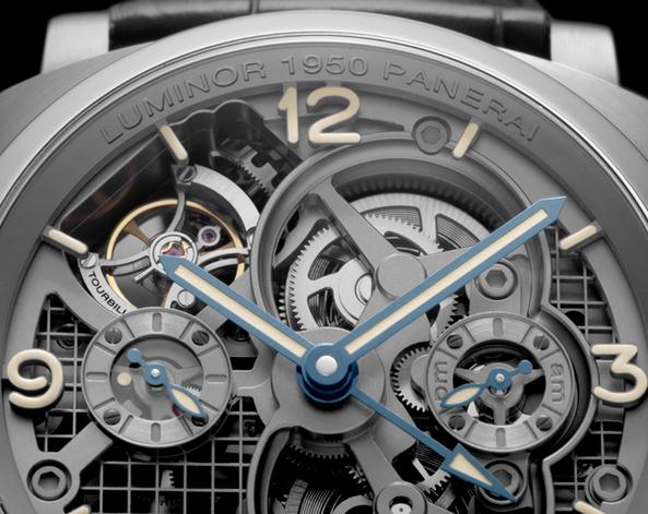 El reloj ligero de Panerai