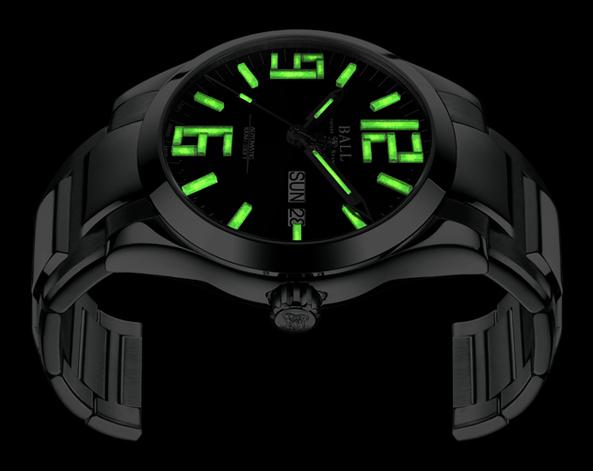El reloj que brillará por 25 años