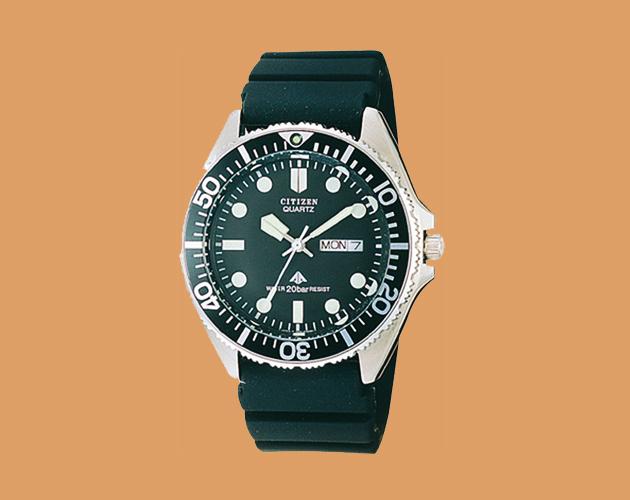 Citizen Eco-Drive Professional Diver (Ecozilla)