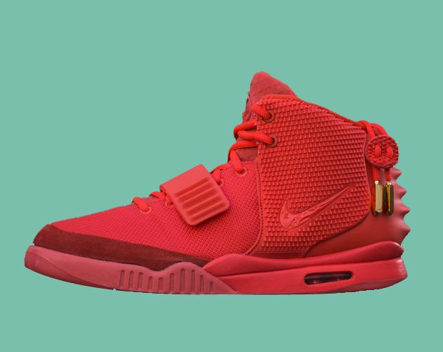 4d2d1701a12 Nike Air Yeezy 2 Initial Release – 2012