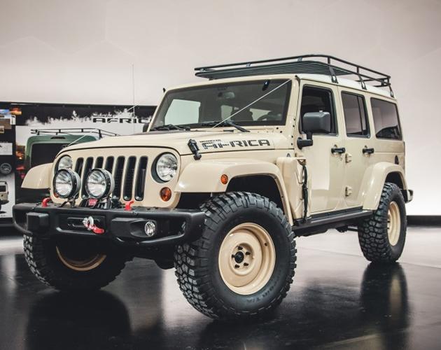 los 7 conceptos secretos de jeep
