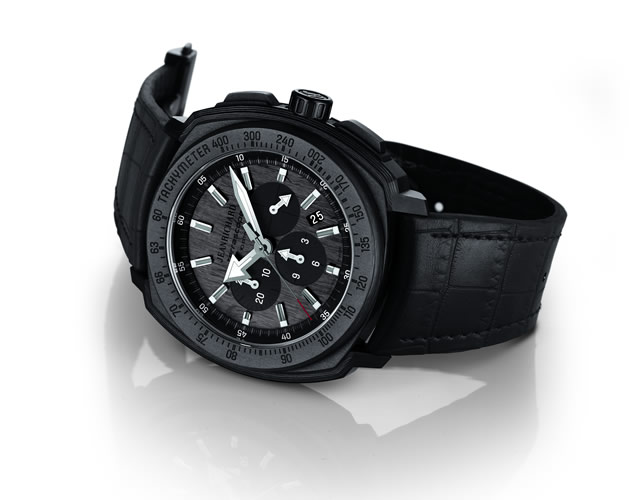 jean richard chrono carbon
