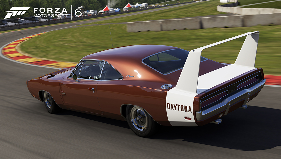 Forza  Best Muscle Drag Car