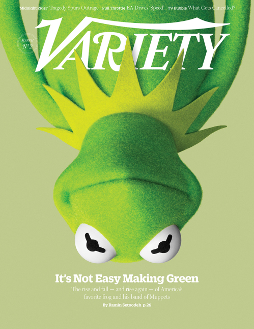 Variety Kermit