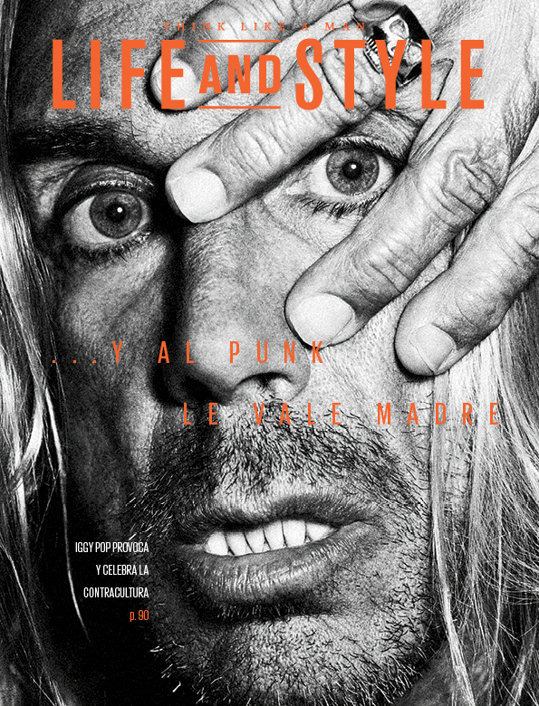 Life and Style iggy pop