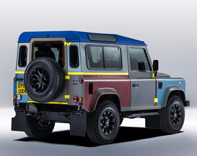 Land Rover Paul Smith