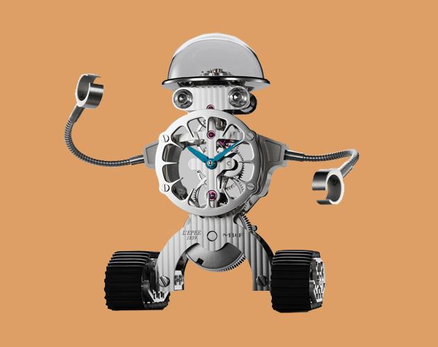 El reloj Sherman es una edición limitada de 450 piezas