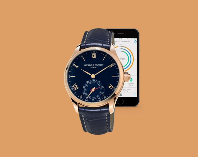 Frederique Constant Navy Smartwatch