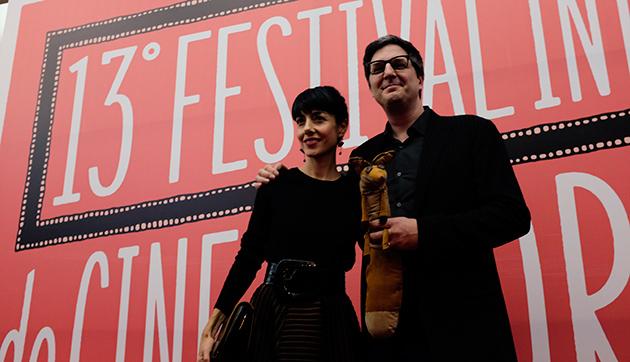 Foto cortesía Festival Internacional de Cine de Morelia