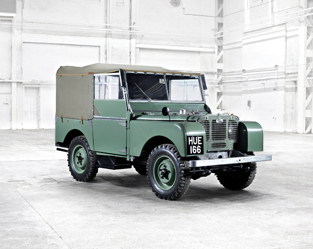 land rover serie1