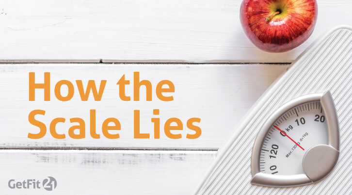 It's Not All About Weight – How the Scale Lies