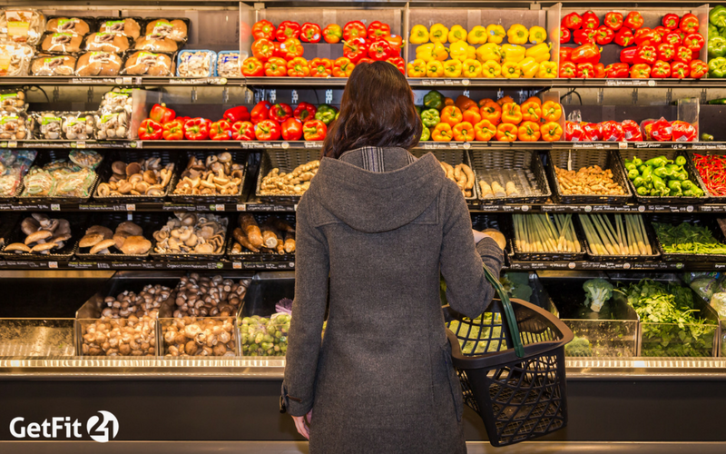 Five Steps to Navigating the Grocery Store