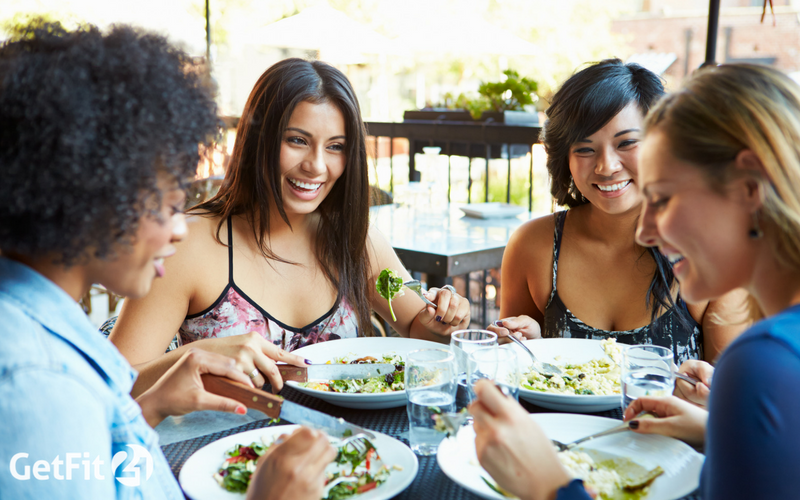 Three Tips to Eating Out – GetFit21