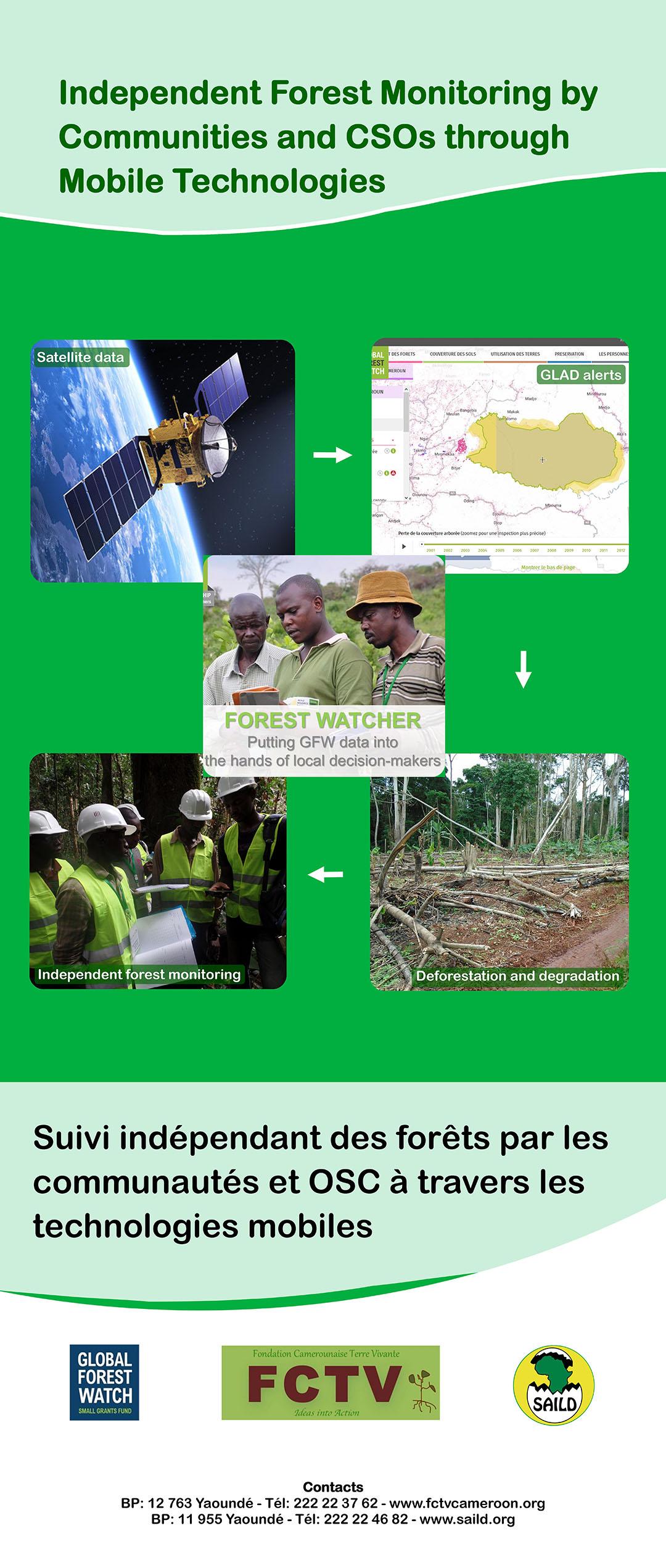 Fondation Camerounaise de la Terre Vivante (FCTV)