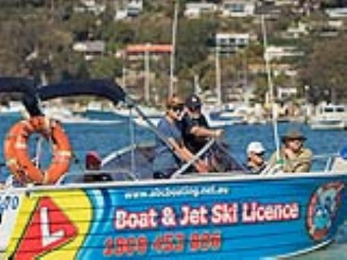Practical Boating Experience with ABC Sydney