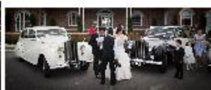 wedding car package