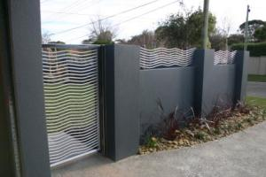 Fence Infill & Gate