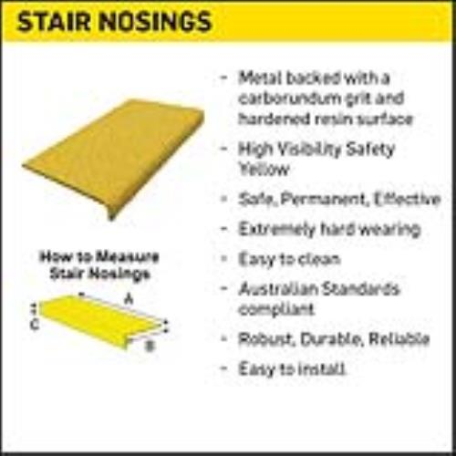 Antislip Stair Nosings