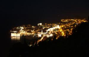 Dubrovnik By Night