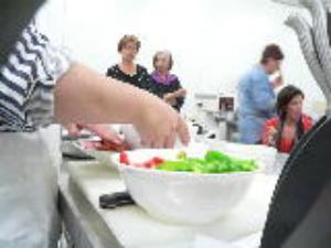 MYSTERY COOKING CLASS