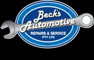 Becks Automotive Logo