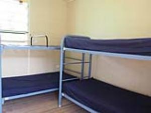 Bunk house typical 3 bed room