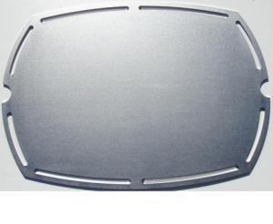 s/s plate suitable for Weber