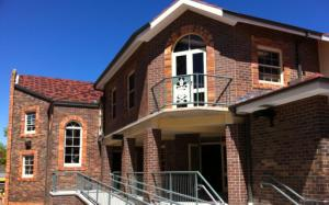 The Armidale School extension
