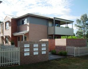 Housing project in Niagara Street Armidale