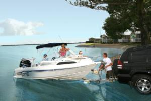 Broadwater : A boating haven