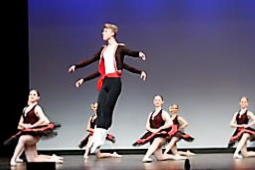 Ballet at Cathy-Lea Dance Works