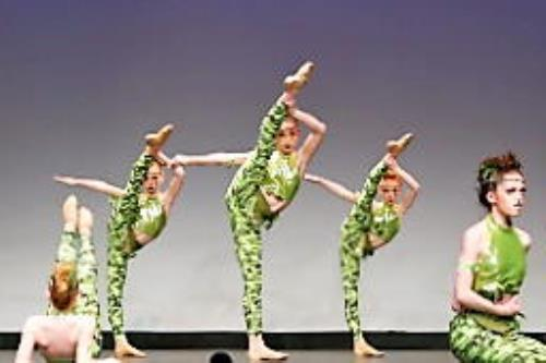 Jazz at Cathy-Lea Dance Works