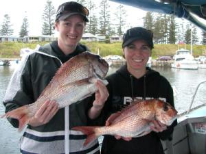 Ladies Snapper Day
