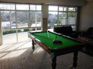 Lakefront Daylesford Games Room
