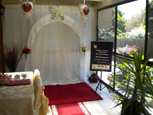 OUR FREE WEDDING CHAPEL