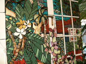Learn to mosaic at ozmosaics studio brisbane